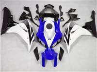 2006-2007 Honda CBR 1000RR Blue/White Fairings | NH10607-31