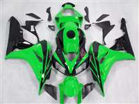 2006-2007 Honda CBR 1000RR Metallic Green OEM Style Fairings | NH10607-32