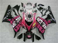 2006-2007 Honda CBR 1000RR White/Pink Repsol Fairings | NH10607-37