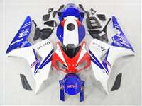 2006-2007 Honda CBR 1000RR DREAM Blue/White Fairings | NH10607-45