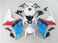 2006-2007 Honda CBR 1000RR Blue/Red Fairings | NH10607-50