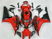 2006-2007 Honda CBR 1000RR OEM Style Red/Black Fairings | NH10607-6