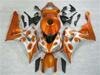 2006-2007 Honda CBR 1000RR Metallic Orange Fairings | NH10607-63