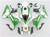 2006-2007 Honda CBR 1000RR Playboy Green Fairings | NH10607-91