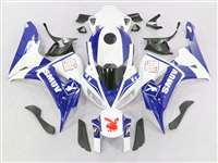 2006-2007 Honda CBR 1000RR Playboy Blue Fairings | NH10607-92