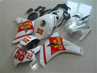 2008-2011 Honda CBR 1000RR San Carlo Motorcycle Fairings | NH10811-17