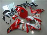 2008-2011 Honda CBR 1000RR Xerox Motorcycle Fairings | NH10811-18