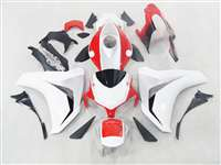 2008-2011 Honda CBR 1000RR Bodywork White/Red Fairings | NH10811-24