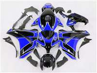 2008-2011 Honda CBR 1000RR Metallic Blue OEM Style Fairings | NH10811-48
