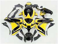 2008-2011 Honda CBR 1000RR Yellow/Black Fairings | NH10811-47