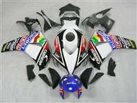 2008-2011 Honda CBR 1000RR Eurobet Motorcycle Fairings | NH10811-5