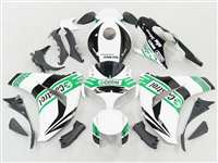 2008-2011 Honda CBR 1000RR White/Green Castrol Motorcycle Fairings | NH10811-50