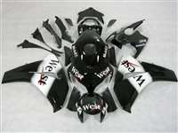 2008-2011 Honda CBR 1000RR West Motorcycle Fairings | NH10811-6