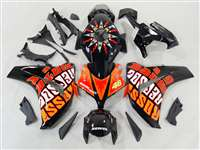 2008-2011 Honda CBR 1000RR Repsol Orange Motorcycle Fairings | NH10811-68