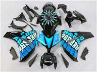 2008-2011 Honda CBR 1000RR Repsol Blue Motorcycle Fairings | NH10811-69