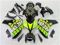 2008-2011 Honda CBR 1000RR Repsol Green Motorcycle Fairings | NH10811-70