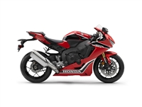 Honda CBR1000RR Red/Black Fairings