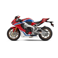 Honda CBR1000RR Red/Blue/White Fairings