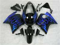 Honda CBR 1100XX Blackbird Blue Flame Fairings | NH19607-1