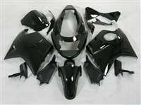 Honda CBR1100XX Blackbird Gloss Black Fairings | NH19607-11