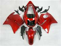 Honda CBR1100XX Blackbird Candy Red Fairings | NH19607-2