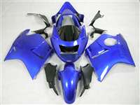 Honda CBR 1100XX Blackbird Plasma Blue Fairings | NH19607-3