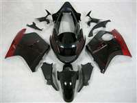 Honda CBR 1100XX Blackbird Fire Red Fairings | NH19607-6