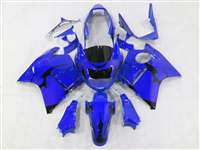 Honda CBR 1100XX Blackbird Tribal Blue Fairings | NH19607-8