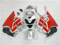 2001-2003 Honda CBR 600 F4i White/Red Fairings | NH60103-10