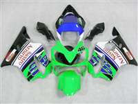 2001-2003 Honda CBR 600 F4i Green Nastro Azzuro Fairings | NH60103-16