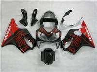 2001-2003 Honda CBR 600 F4i Red/Black Fairings | NH60103-24