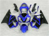 Blue/Black OEM Style 2001-2003 Honda CBR 600 F4i Motorcycle Fairings | NH60103-7
