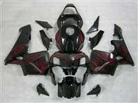 2003-2004 Honda CBR 600RR Fire Flame Fairings | NH60304-55