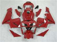 2003-2004 Honda CBR 600RR Solid Red Fairings | NH60304-65