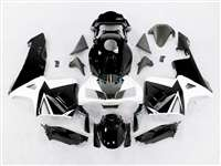 Metallic Black 2003-2004 Honda CBR 600RR Motorcycle Fairings | NH60304-78