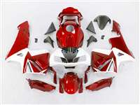 Metallic Red 2003-2004 Honda CBR 600RR Motorcycle Fairings | NH60304-79