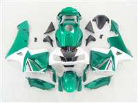 2003-2004 Honda CBR 600RR Motorcycle sea Green Fairings | NH60304-80