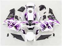 2003-2004 Honda CBR 600RR Crazy Purple Flame Fairings | NH60304-89