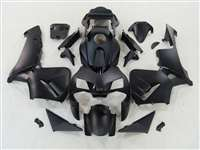 2003-2004 Honda CBR 600RR Satin Black Fairings | NH60304-90