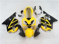 Yellow 2004-2006 Honda CBR 600 F4i Motorcycle Fairings | NH60406-16
