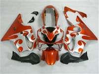 2004-2006 Honda CBR 600 F4i Custom Tribal Fairings | NH60406-20