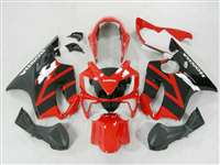 Red/Black 2004-2006 Honda CBR 600 F4i Motorcycle Fairings | NH60406-23