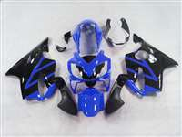 Blue/Black 2004-2006 Honda CBR 600 F4i Motorcycle Fairings | NH60406-28