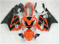 2004-2006 Honda CBR 600 F4i Orange OEM Style Fairings | NH60406-6