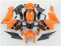2005-2006 Honda CBR 600RR Neon Orange Fairings | NH60506-101
