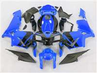 2005-2006 Honda CBR 600RR Metallic Blue Fairings | NH60506-102