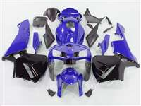 2005-2006 Honda CBR 600RR Deep Blue/Black Fairings | NH60506-105