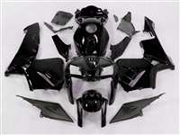 Matte Black 2005-2006 Honda CBR 600RR Motorcycle Fairings | NH60506-111