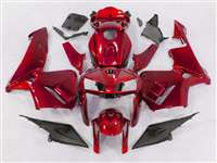 Candy Red 2005-2006 Honda CBR 600RR Motorcycle Fairings | NH60506-112