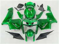 Candy Green 2005-2006 Honda CBR 600RR Motorcycle Fairings | NH60506-113
